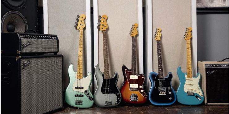 Qual a diferença entre as Stratocasters dos anos 50, 60 e 70's?