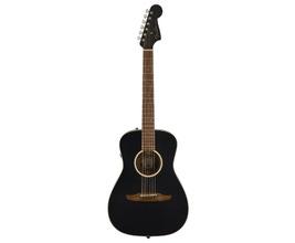 Foto-pequena-Violão-Fender-Malibu-Special-PF-Matte-Preto-com-Bag