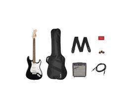 Foto-principal-Kit-Guitarra-Stratocaster-Squier-BLK-GB-10G