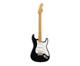Foto-pequena-Guitarra-Squier-Stratocaster-Classic-Vibe-50s-MN-BLK