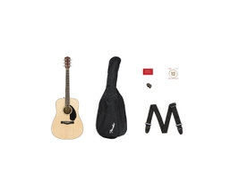 Foto-pequena-Pack-com-Violão-Fender-CD-60S-Dreadnought-Preto