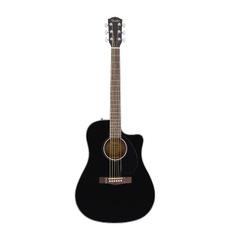 Foto-pequena-Violão-Fender-CD-60S-Dreadnought-WN-Preto