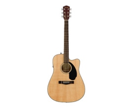 Foto-pequena-Violão-Elétrico-Fender-CD-60CE-Dreadnought-WN-Natural