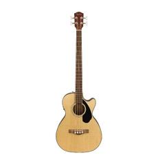 Foto-pequena-Contrabaixo-Acústico-Fender-CB-60SCE-Laurel-Natural