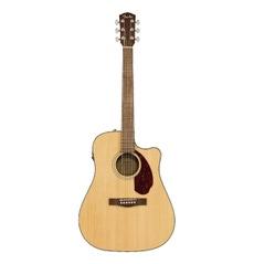 Foto-pequena-Violão-Elétrico-Dreadnought-Fender-CD-140SCE-WN-Natural-com-Bag
