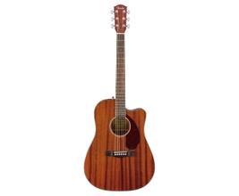 Foto-pequena-Violão-Elétrico-Dreadnought-Fender-CD-140SCE-AM-WN-Natural-com-Bag