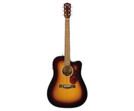 Foto-pequena-Violão-Elétrico-Dreadnought-Fender-CD-140SCE-SB-WN-com-Bag