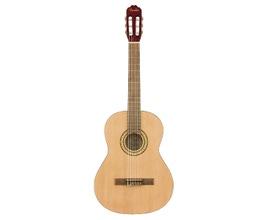 Foto-pequena-Violão-Clássico-Fender-FC-1-WN-Natural