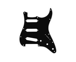 Foto-pequena-Escudo-para-Guitarra-Fender-Stratocaster-11-Hole-Modern-Style-S-S-S