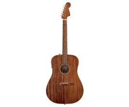 Foto-pequena-Violão-Fender-Redondo-Special-Mahogany-PF-com-Bag
