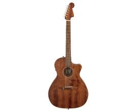 Foto-pequena-Violão-Fender-Newporter-Special-Mahogany-W-PF-com-Bag