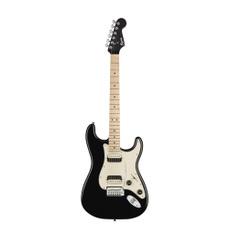 Guitarra Squier Contemporary Stratocaster® HH MN BLK MET