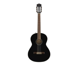 Violão Fender CN-60S Concert Nylon Black WN