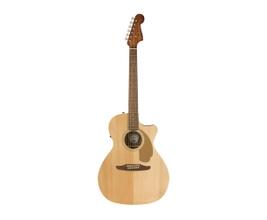 Violão Fender Newporter Player Natural WN