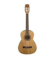 Violão Mini 3/4 Fender FA-15N Nylon Natural WN