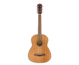 Violão Mini 3/4 Fender FA-15 Aço Natural WN