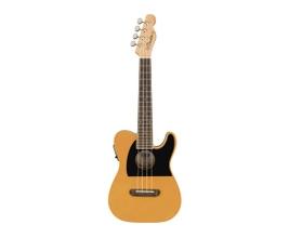 Ukulele Telecaster® Concert Fender Fullerton Butterscotch Blonde