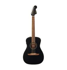 Violão Elétrico Fender Joe Strummer Signature Campfire Matte Black