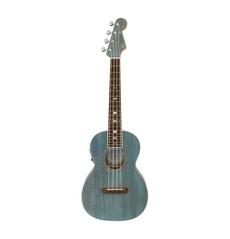 Ukulele Tenor Fender Dani Harrison Signature Turquesa