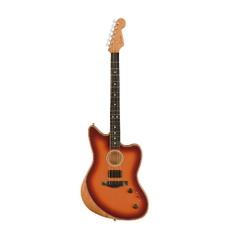 Guitarra Fender Acoustasonic® Jazzmaster® TBST