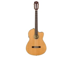 Violão Elétrico Nylon Thinline Fender CN-140SCE WN Natural